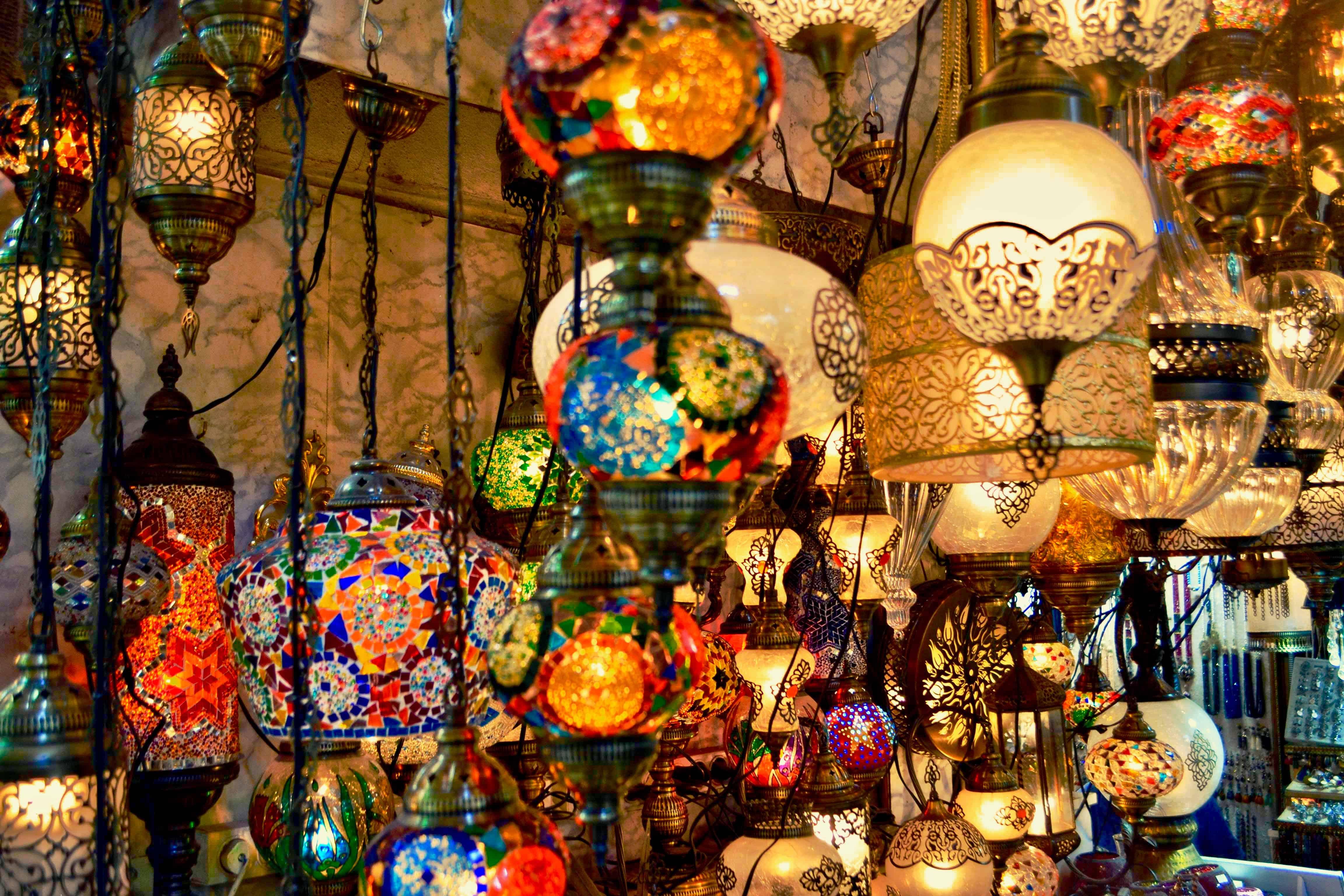 Co nakoupit v Tunisku