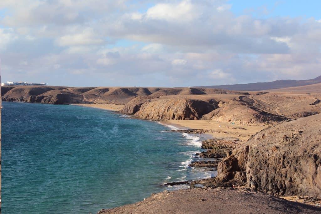 Mahdia a přírodní pláže